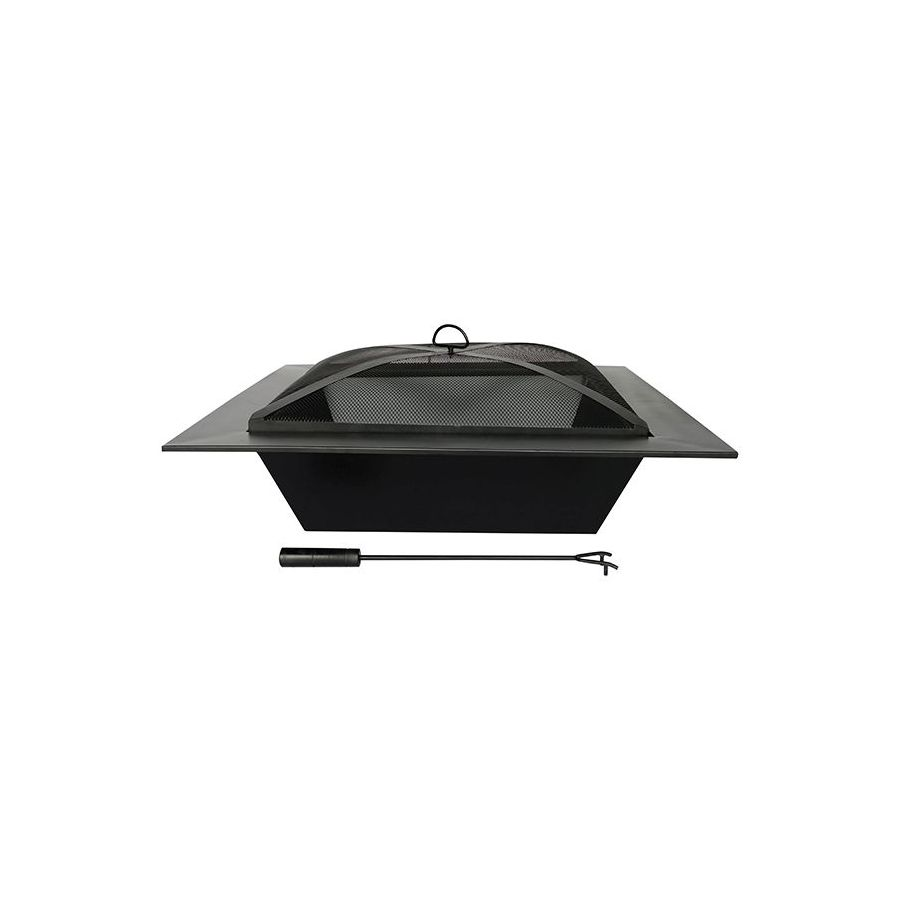 Shop bond black outdoor vent-free wood-burning fireplace insert in the wood-burning fireplace inserts section of Lowes.com