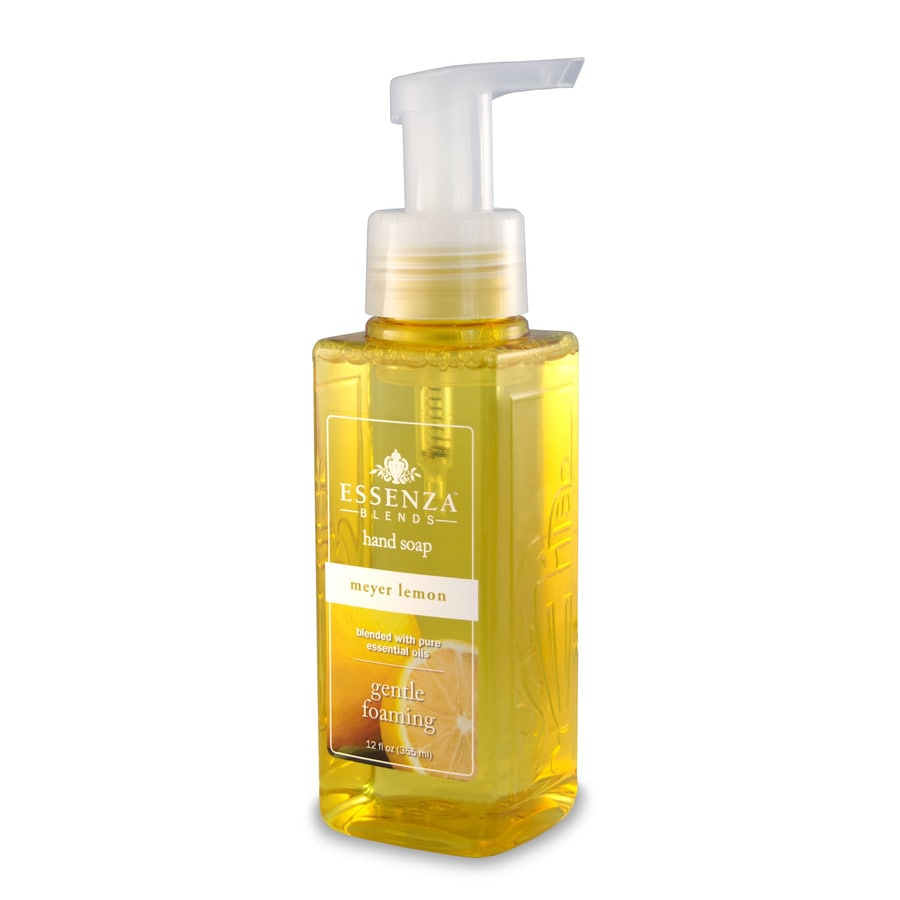 ESSENZA 12-fl oz Foaming Meyer Lemon Hand Soap