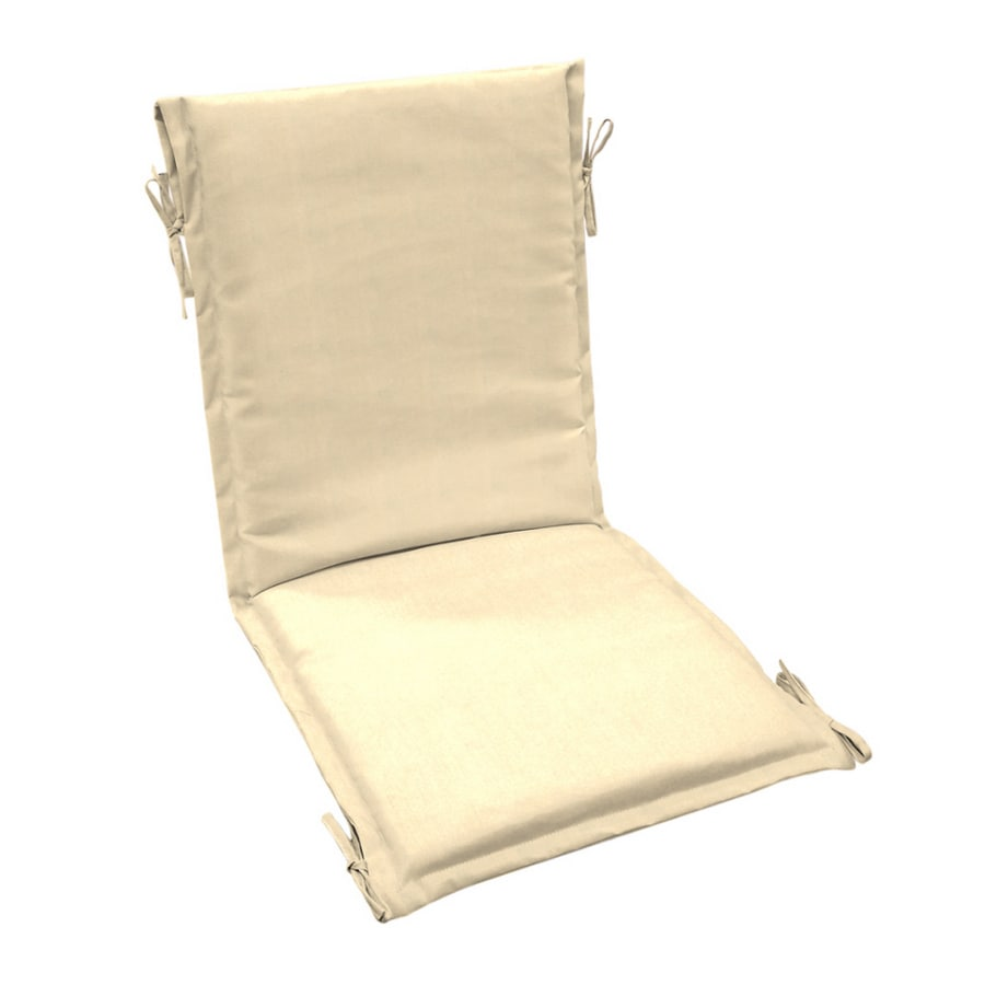 Arden Outdoor Solid Canvas Sling Chair Cushion