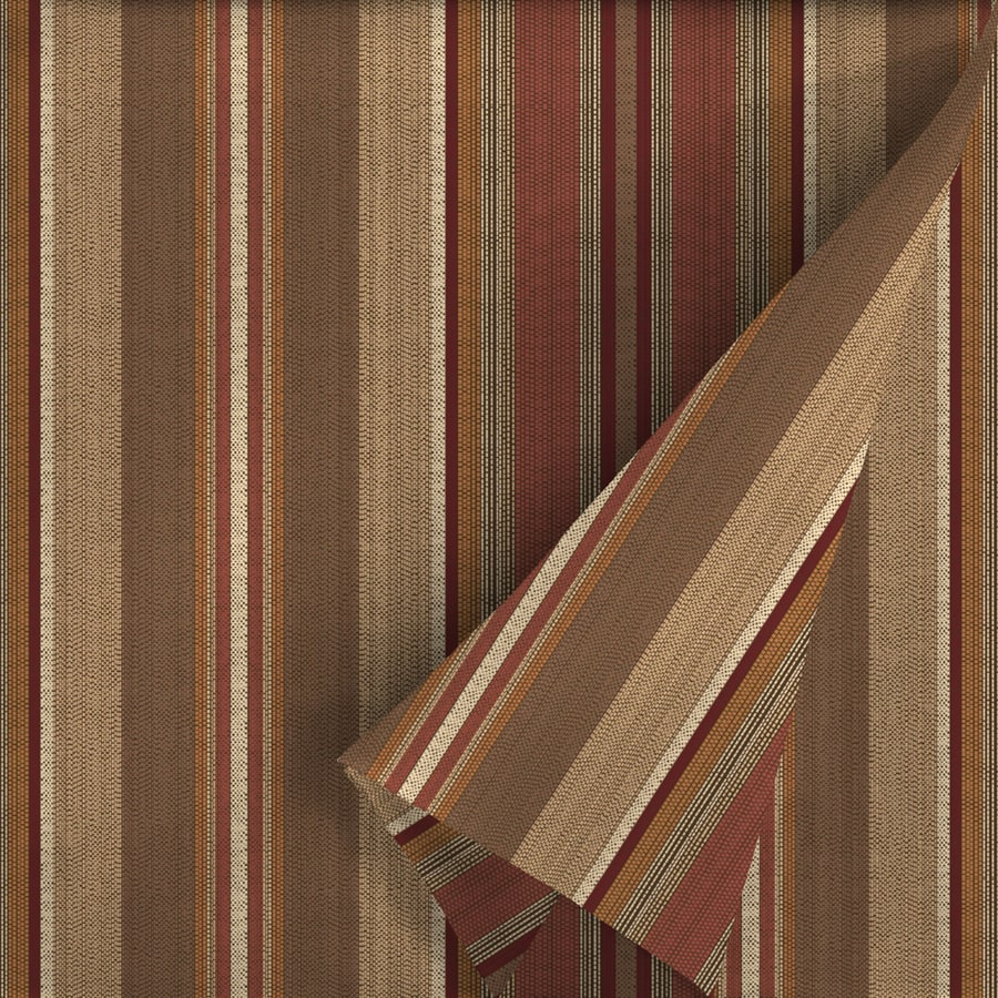 Arden Outdoor 54-in W Stripe Outdoor Fabric (By-The-Yard)
