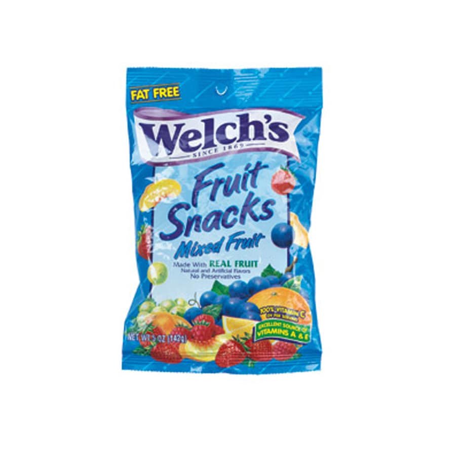 Welch's 5-oz Assorted Fruit Snacks