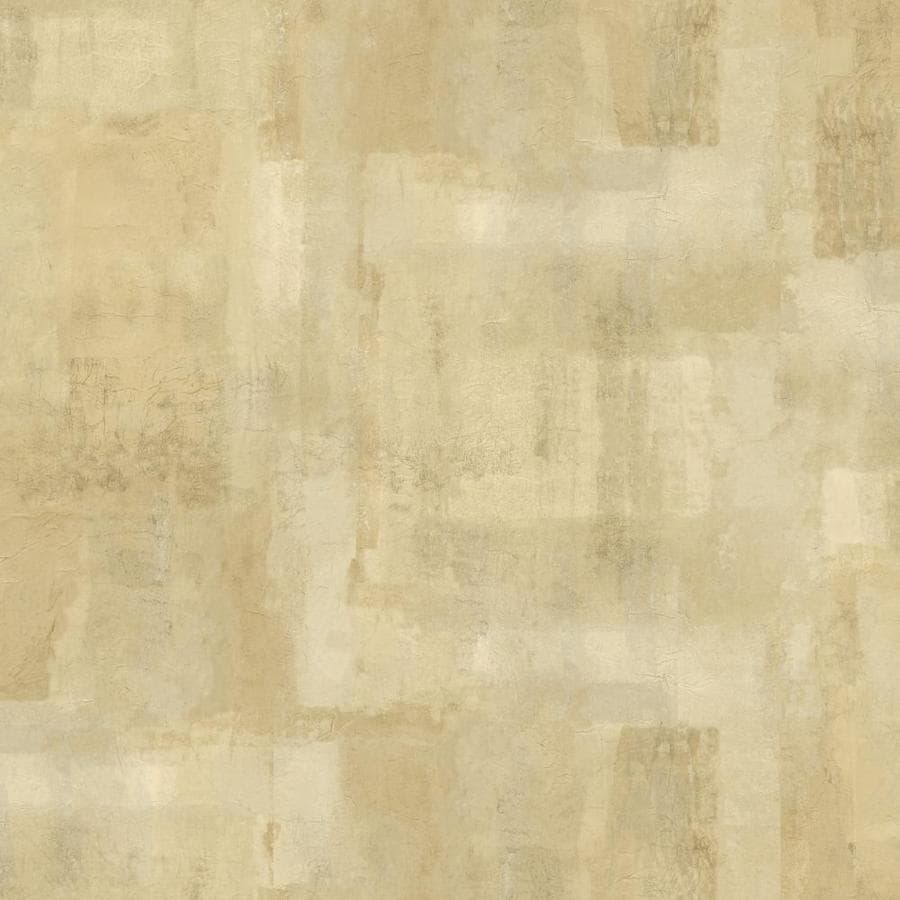 York Wallcoverings Natural Elements Beige Paper Brushstroke Wallpaper
