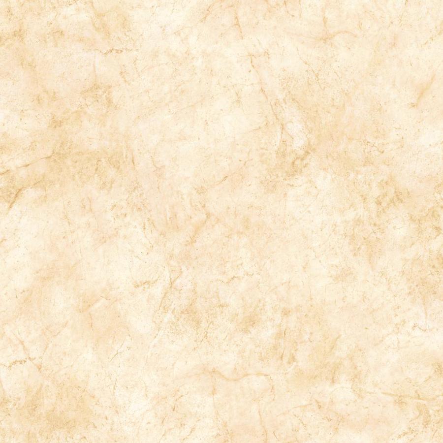 York Wallcoverings Country Keepsakes Almond Paper Stone Wallpaper