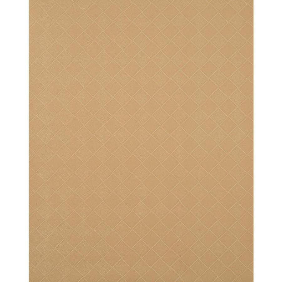 York Wallcoverings Tan Suede Vinyl Wallpaper
