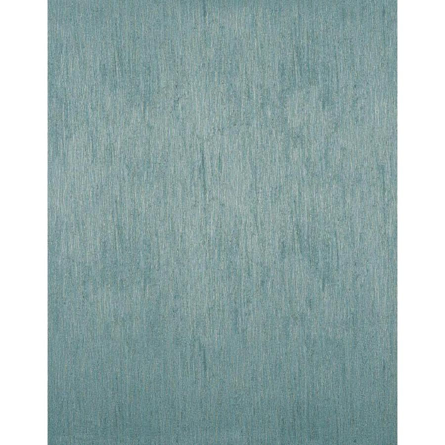 York Wallcoverings York Textures Teal Vinyl Textured Solid Wallpaper