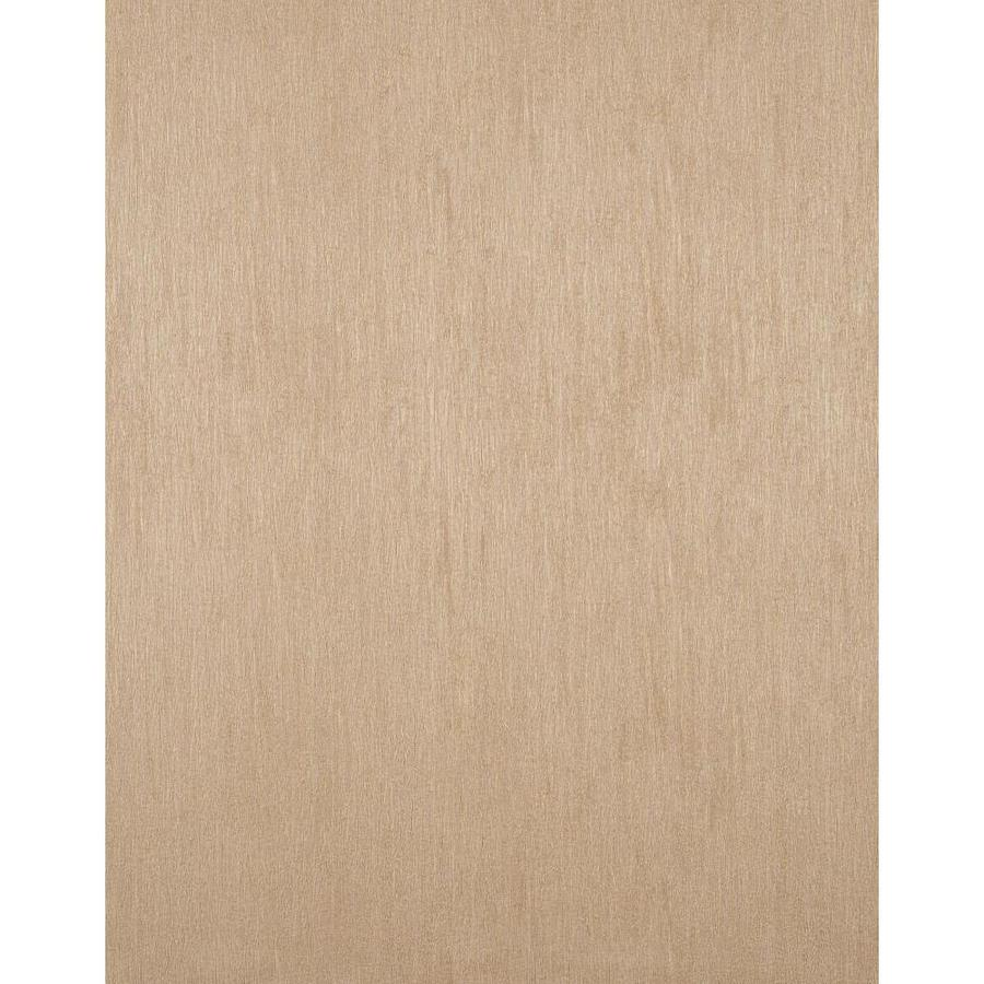 York Wallcoverings York Textures Peanut Shell Brown Vinyl Textured Solid Wallpaper
