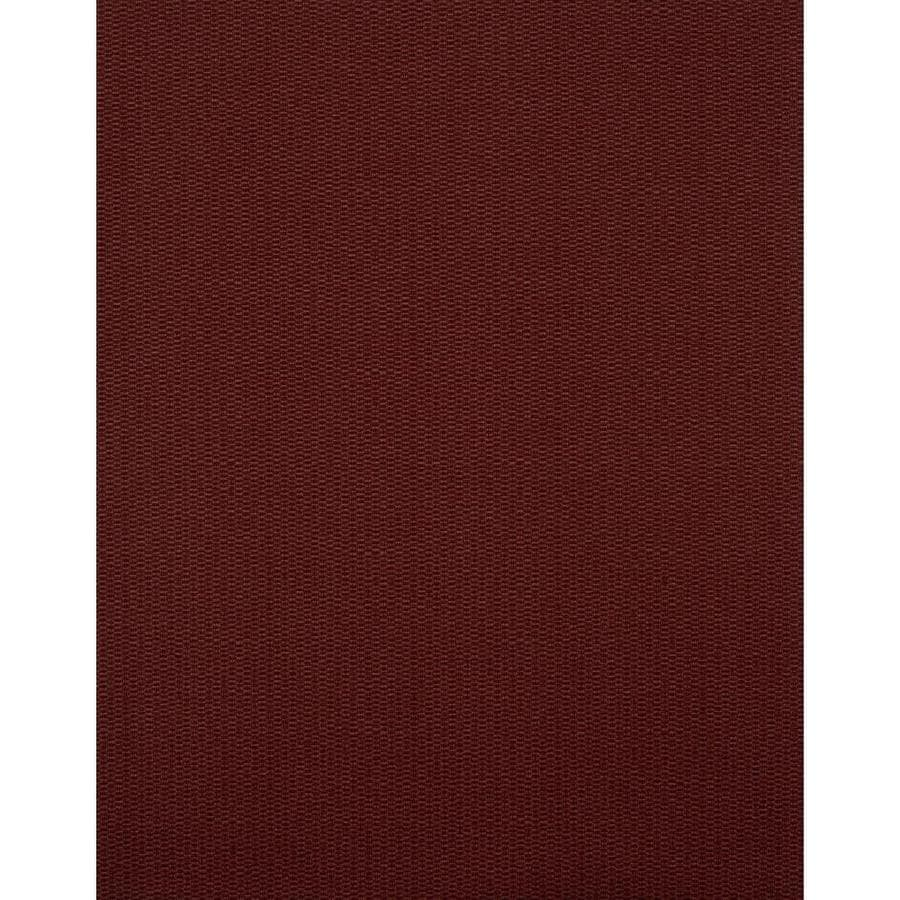 York Wallcoverings York Textures Burgundy Vinyl Textured Solid Wallpaper