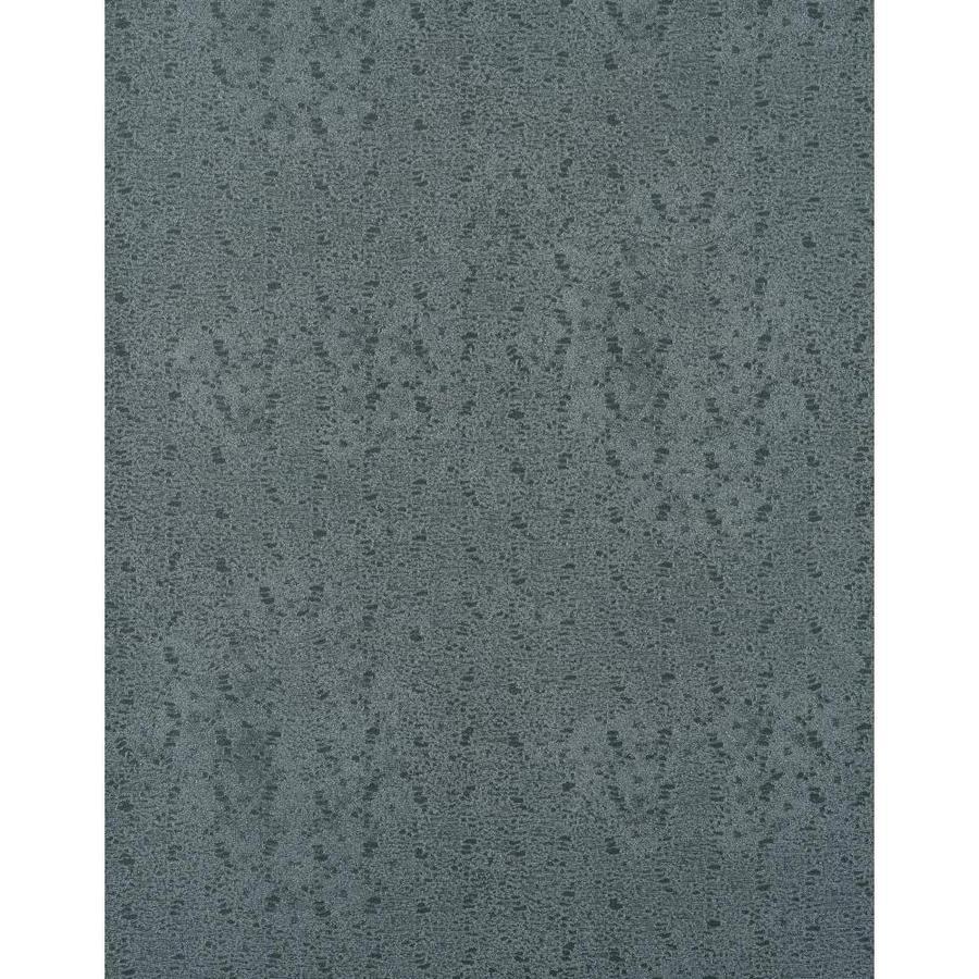 York Wallcoverings York Textures Teal Vinyl Textured Abstract Wallpaper