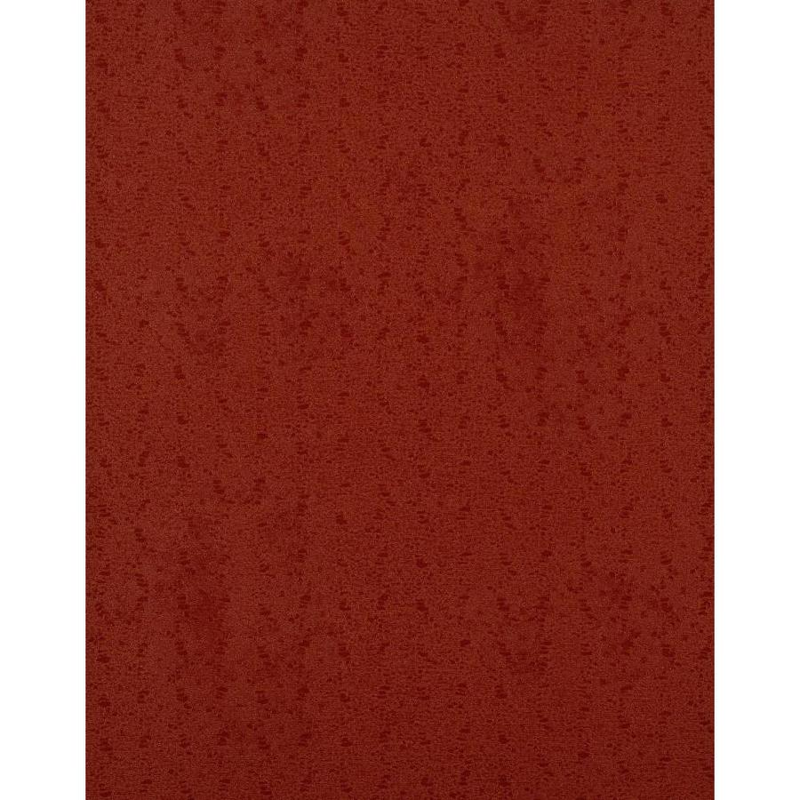 York Wallcoverings Baked Red Vinyl Wallpaper