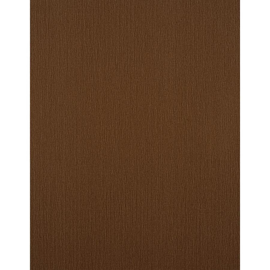 York Wallcoverings York Textures Dark Brown Vinyl Textured Solid Wallpaper