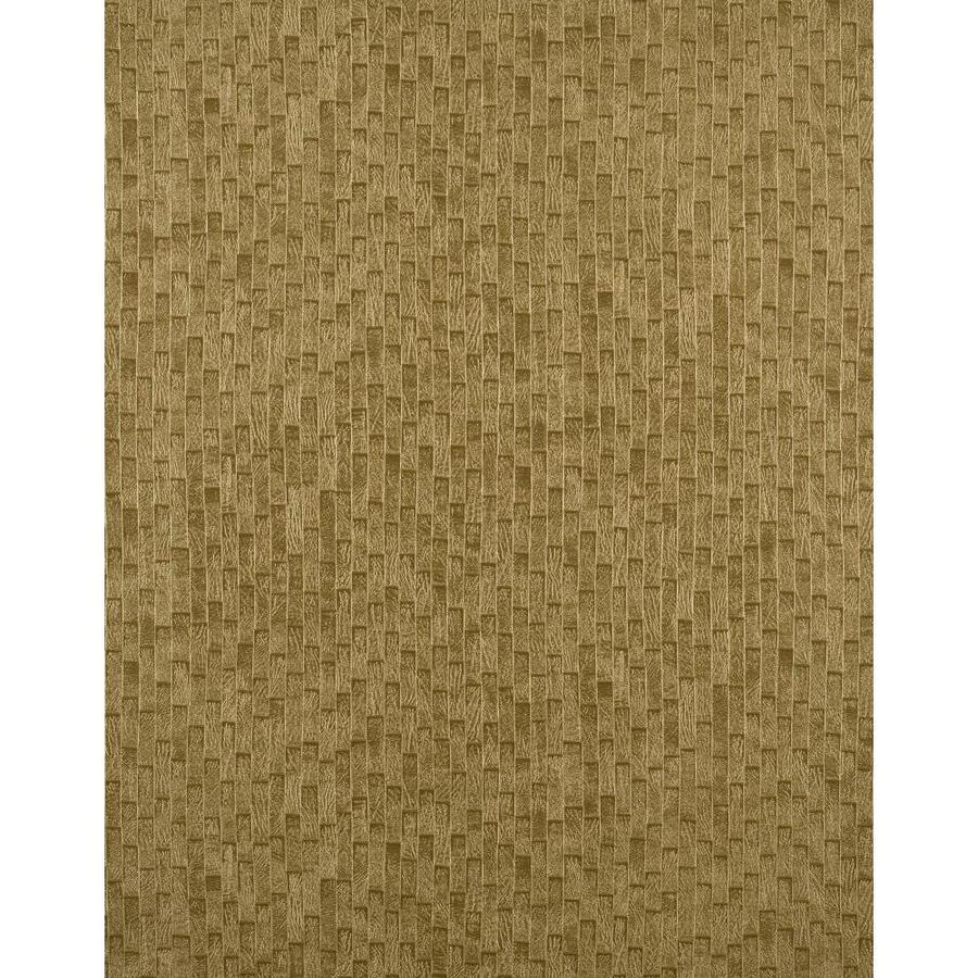 York Wallcoverings York Textures Gold Vinyl Textured Abstract Wallpaper