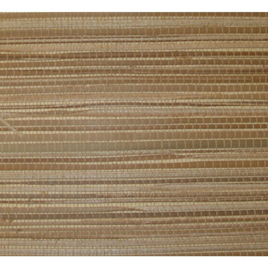 Inspired By Color Straw Paper Grasscloth Wallpaper