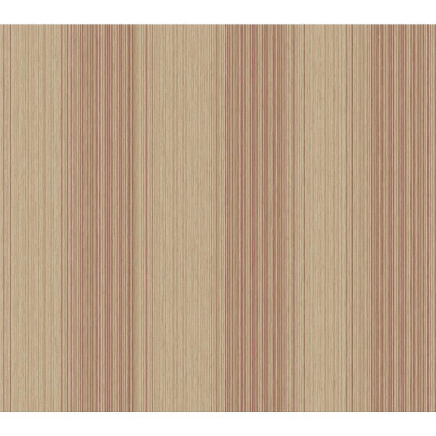 Inspired By Color Red Book Brown and Red Paper Stripes Wallpaper