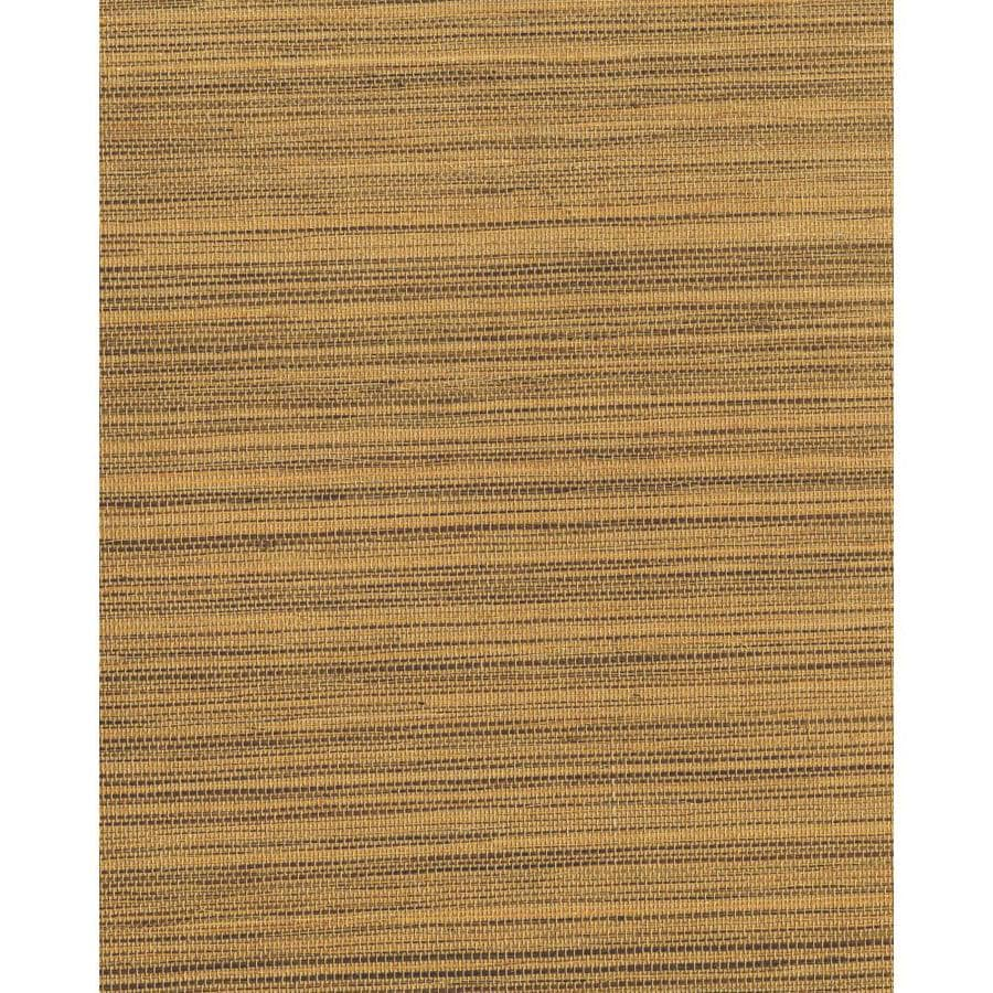 Inspired By Color Brown Paper Grasscloth Wallpaper