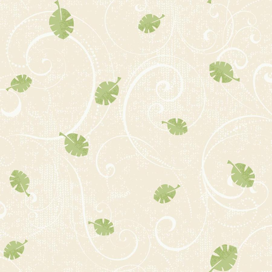 Inspired By Color Green Paper Wallpaper