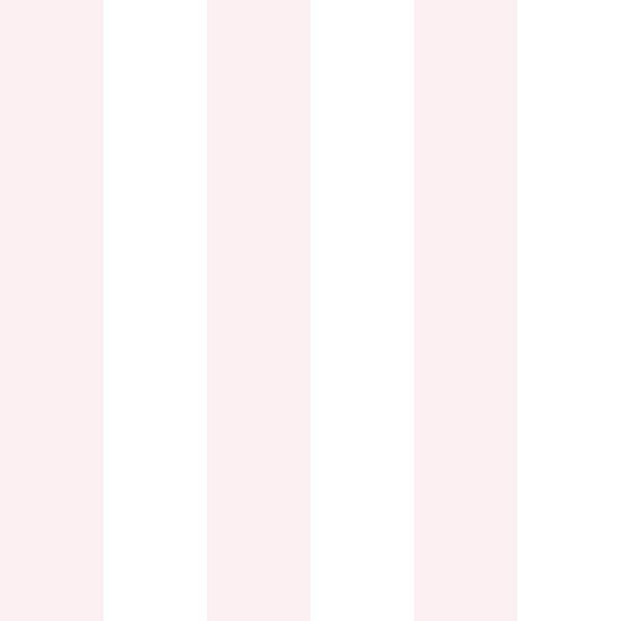 Inspired By Color Peek-A-Boo Pink Paper Stripes Wallpaper