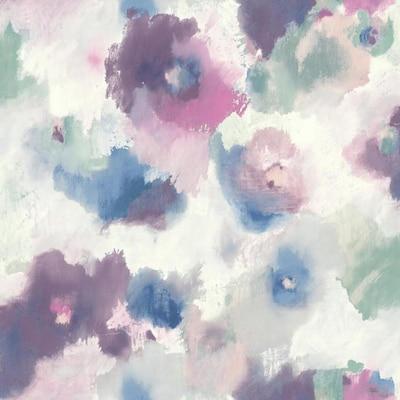 Floral Wallpaper At Lowes Com