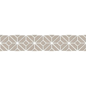 Dundee Deco Peel And Stick Abstract Grey Scrolls Wallpaper Border Retro Design Roll 33 Ft X 4 In Self Adhesive In The Wallpaper Borders Department At Lowes Com