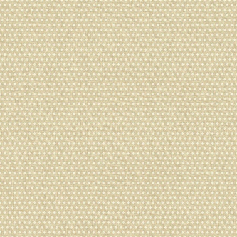 York Wallcoverings Chalk White/Gold Glint Paper Wallpaper