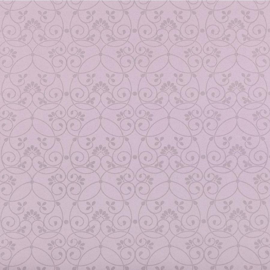 Inspired By Color Kids Book Purple Paper Textured Scroll Wallpaper