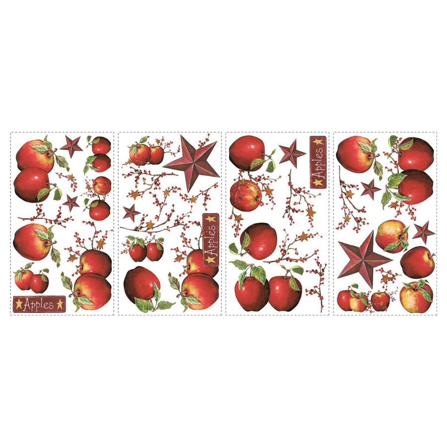 Shop roommates peel stick vegetablesfruit wall stickers at roommates peel stick vegetablesfruit wall stickers amipublicfo Choice Image