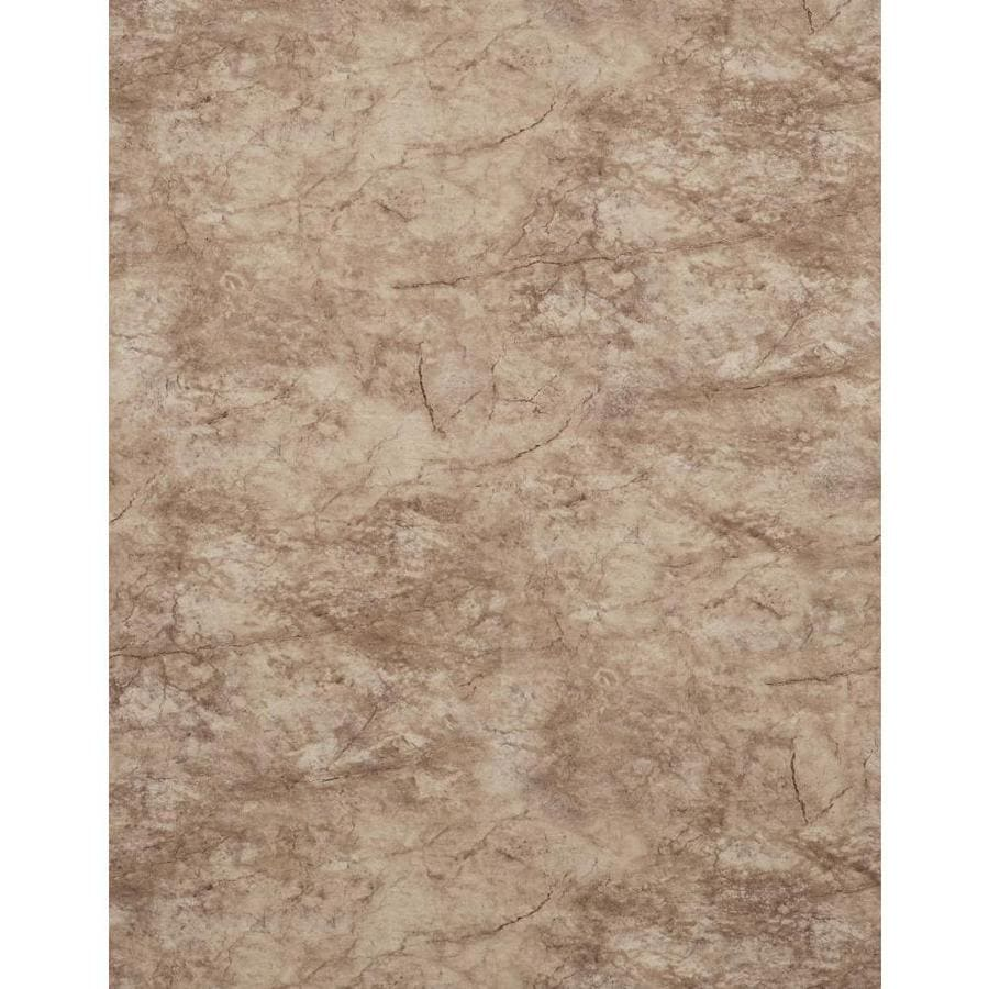 York Wallcoverings Modern Rustic Brown and Stone Vinyl Textured Stone Wallpaper