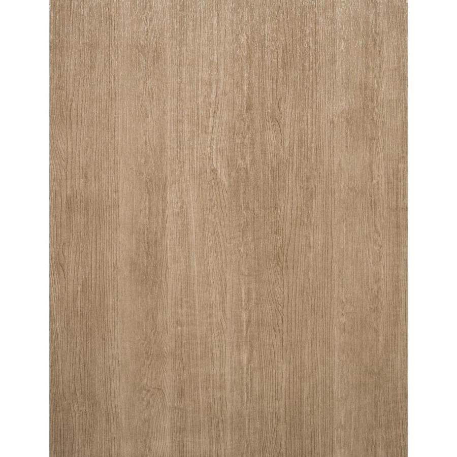 York Wallcoverings Country Keepsakes Brown Vinyl Textured Wood Wallpaper