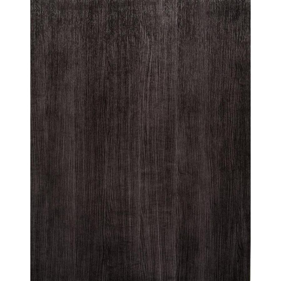 York Wallcoverings Black Vinyl Wallpaper