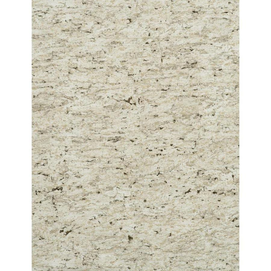 York Wallcoverings Enchantment Light Gray Vinyl Textured Wood Wallpaper