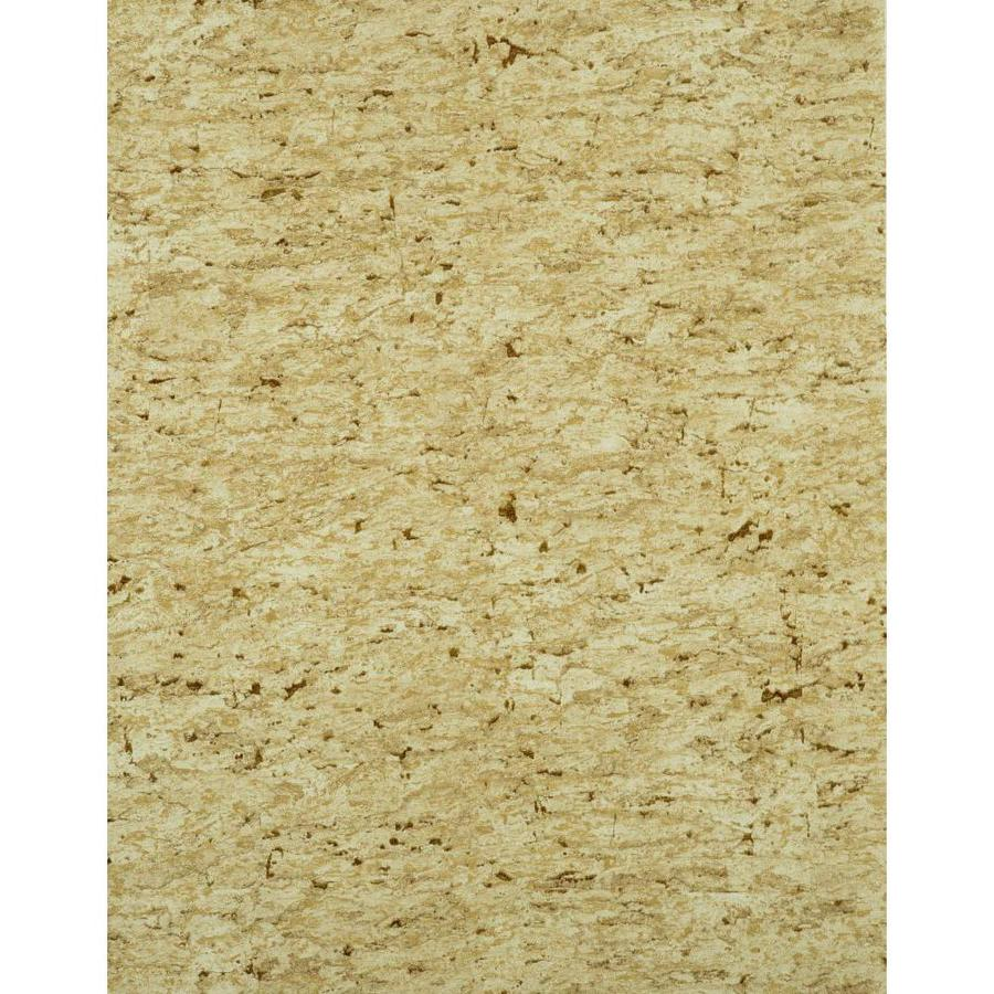 York Wallcoverings Enchantment Gold Vinyl Textured Wood Wallpaper