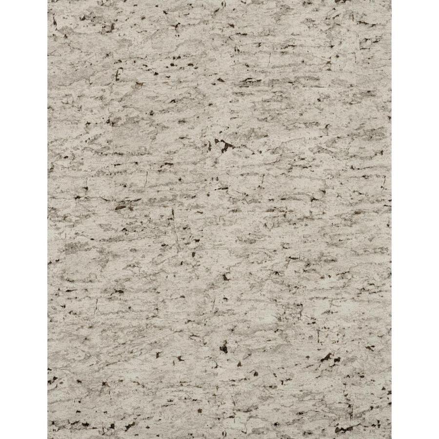 York Wallcoverings Modern Rustic Dark Gray Vinyl Textured Wood Wallpaper