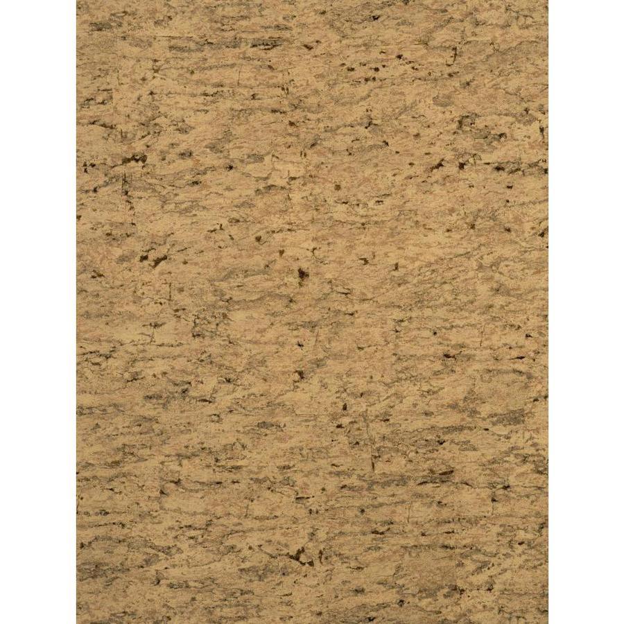 York Wallcoverings Modern Rustic Tan Vinyl Textured Wood Wallpaper