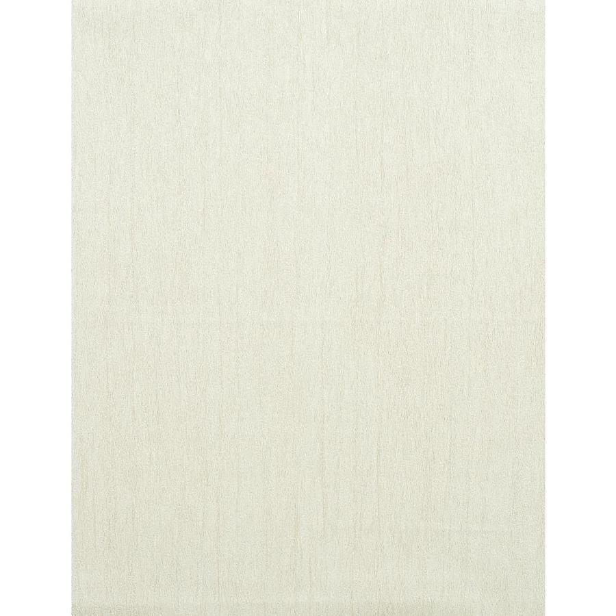 York Wallcoverings White Vinyl Wallpaper