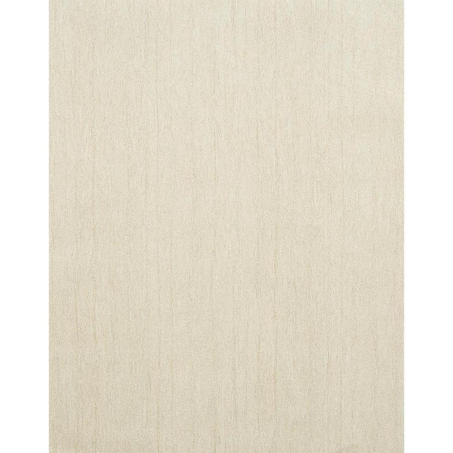 York Wallcoverings Enchantment Cream Vinyl Textured Brushstroke Wallpaper
