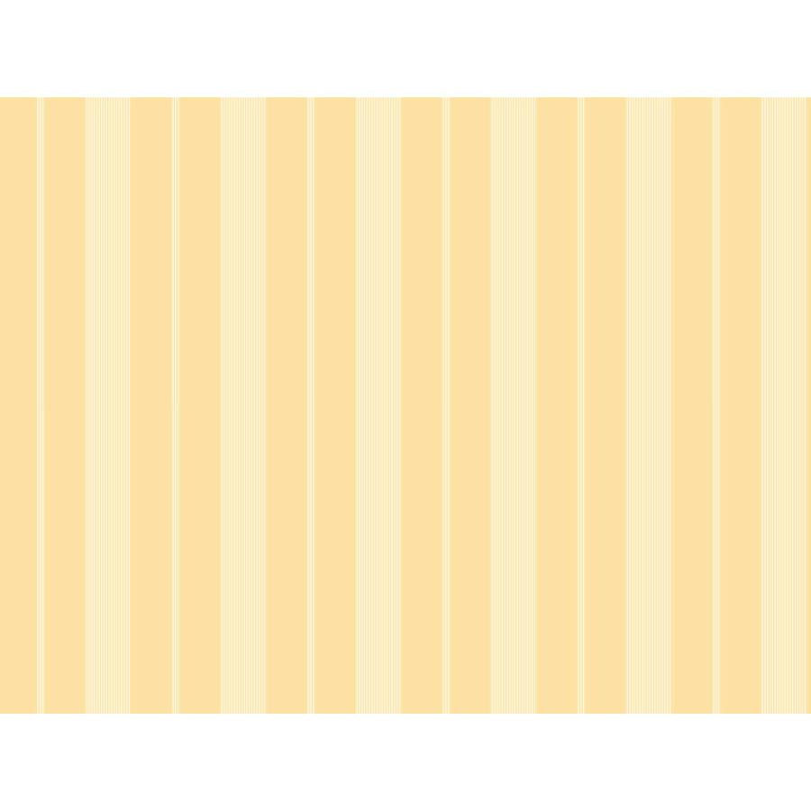 Inspired By Color Ashford Stripes Peach Paper Textured Stripes Wallpaper