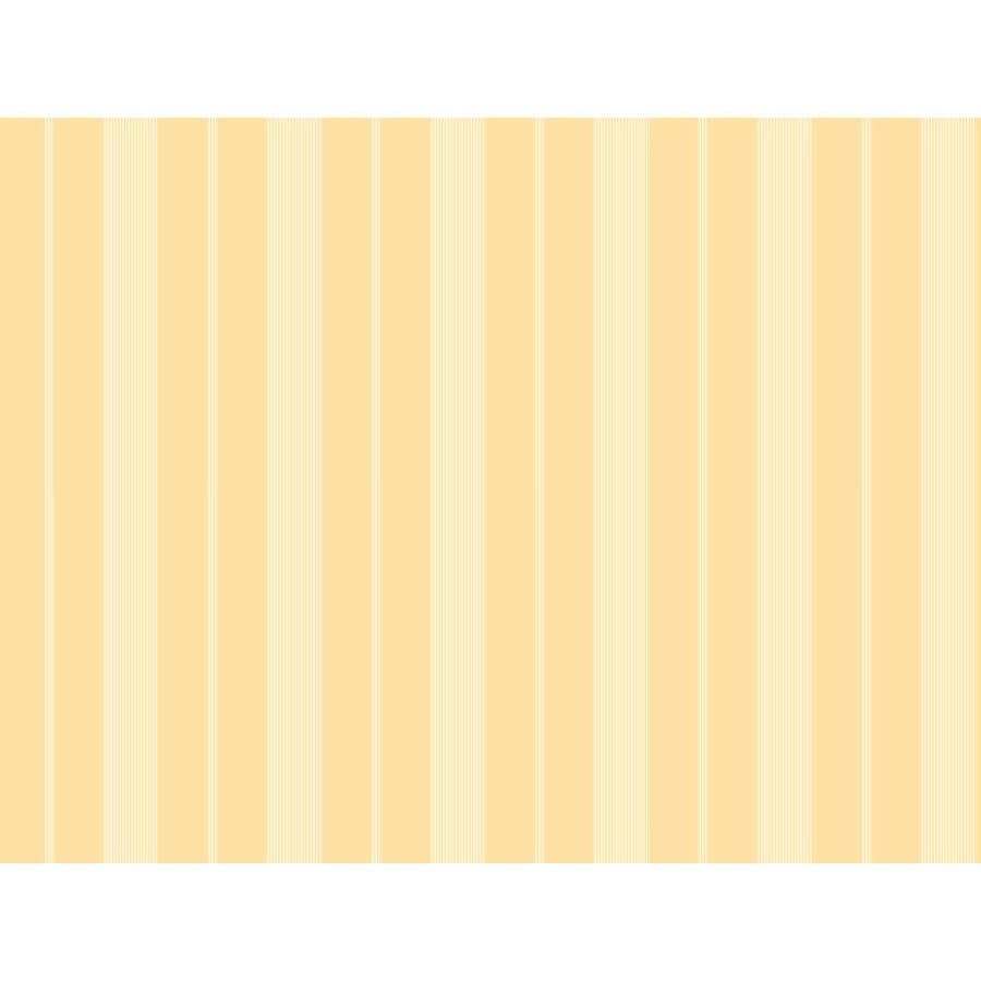 Inspired By Color Peach Paper Stripes Wallpaper