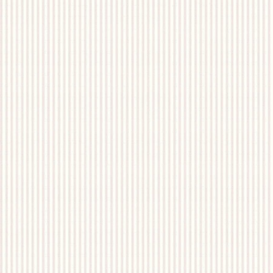 Inspired By Color Ashford Stripes Tan and White Paper Stripes Wallpaper