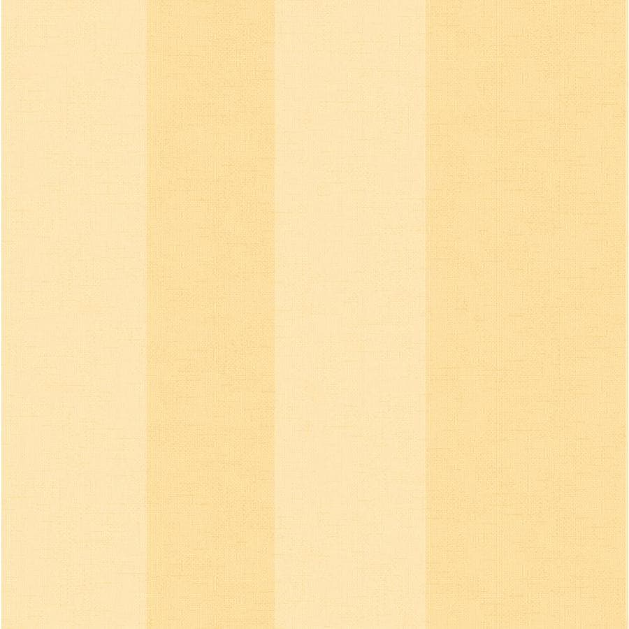 Inspired By Color Ashford Stripes Peach Paper Stripes Wallpaper
