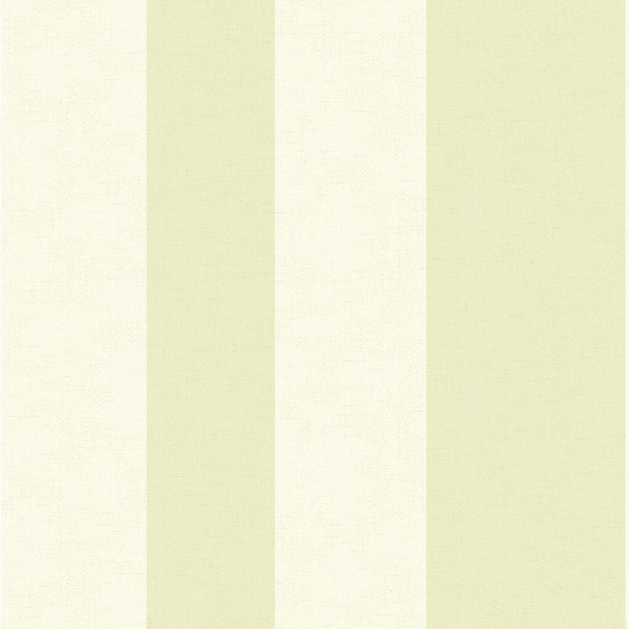 Inspired By Color Ashford Stripes Green Paper Stripes Wallpaper
