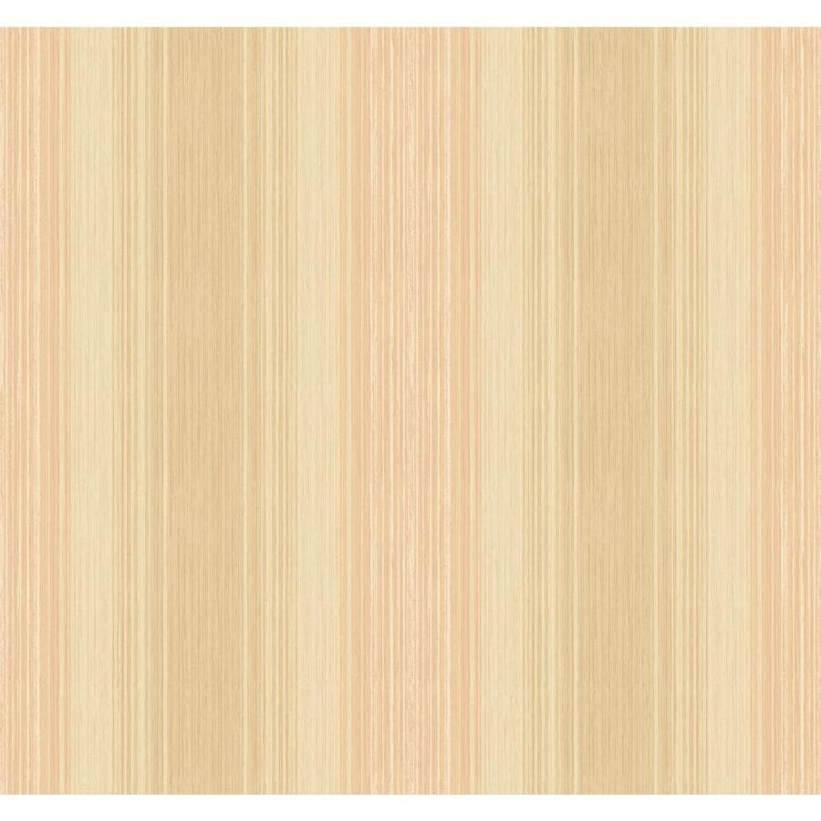 Inspired By Color Brown and Pink Paper Stripes Wallpaper