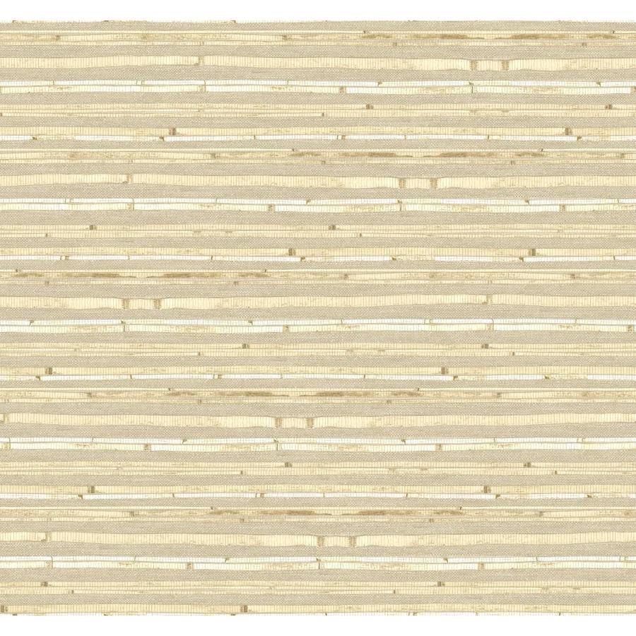 York Wallcoverings Beige, Cream Paper Wallpaper