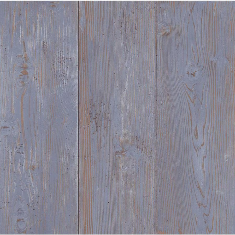 Inspired By Color Country Keepsakes Blue and Brown Paper Wood Wallpaper