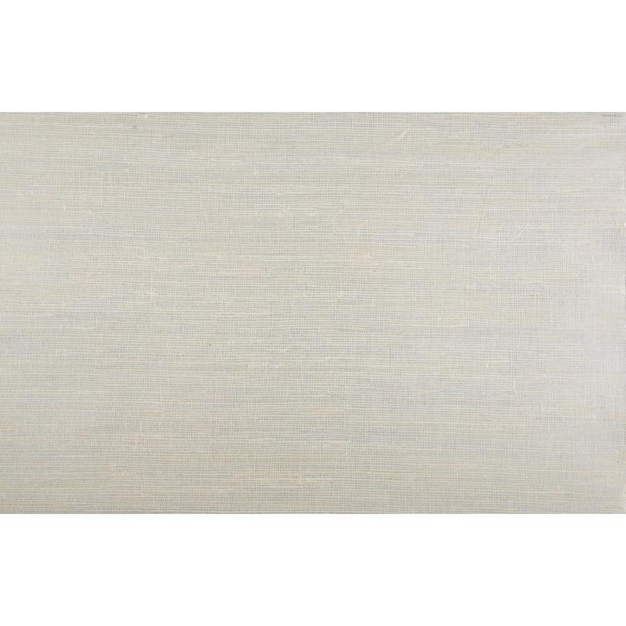 York Wallcoverings Dimensional Surfaces Silver Paper Textured Grasscloth Wallpaper