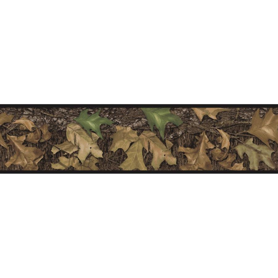 RoomMates Mossy Oak Peel and Stick Wallpaper Border