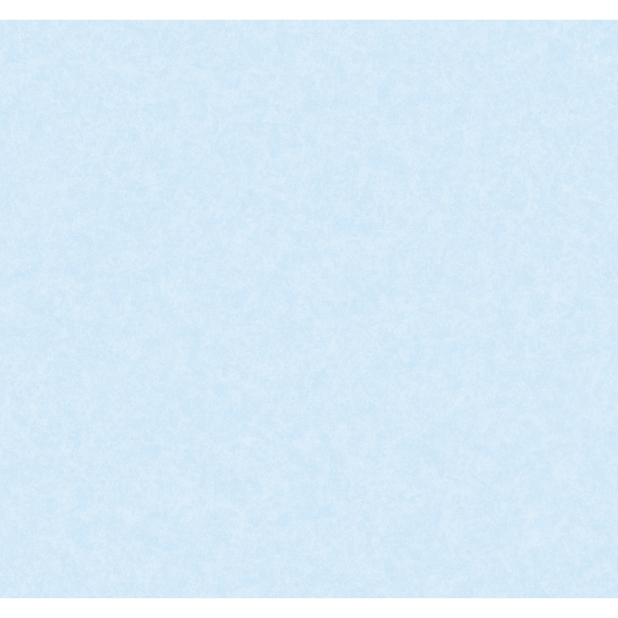 York Wallcoverings Peek-A-Boo Light Blue Paper Solid Wallpaper