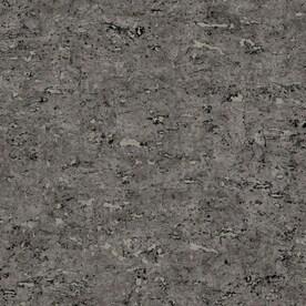 Nuwallpaper 30 75 Sq Ft Black Vinyl Solid Self Adhesive Peel And Stick Wallpaper In The Wallpaper Department At Lowes Com