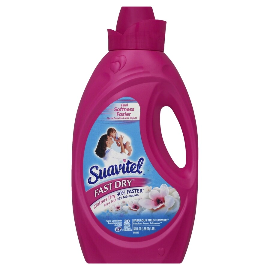 Suavitel 50-fl oz Fabric Softener
