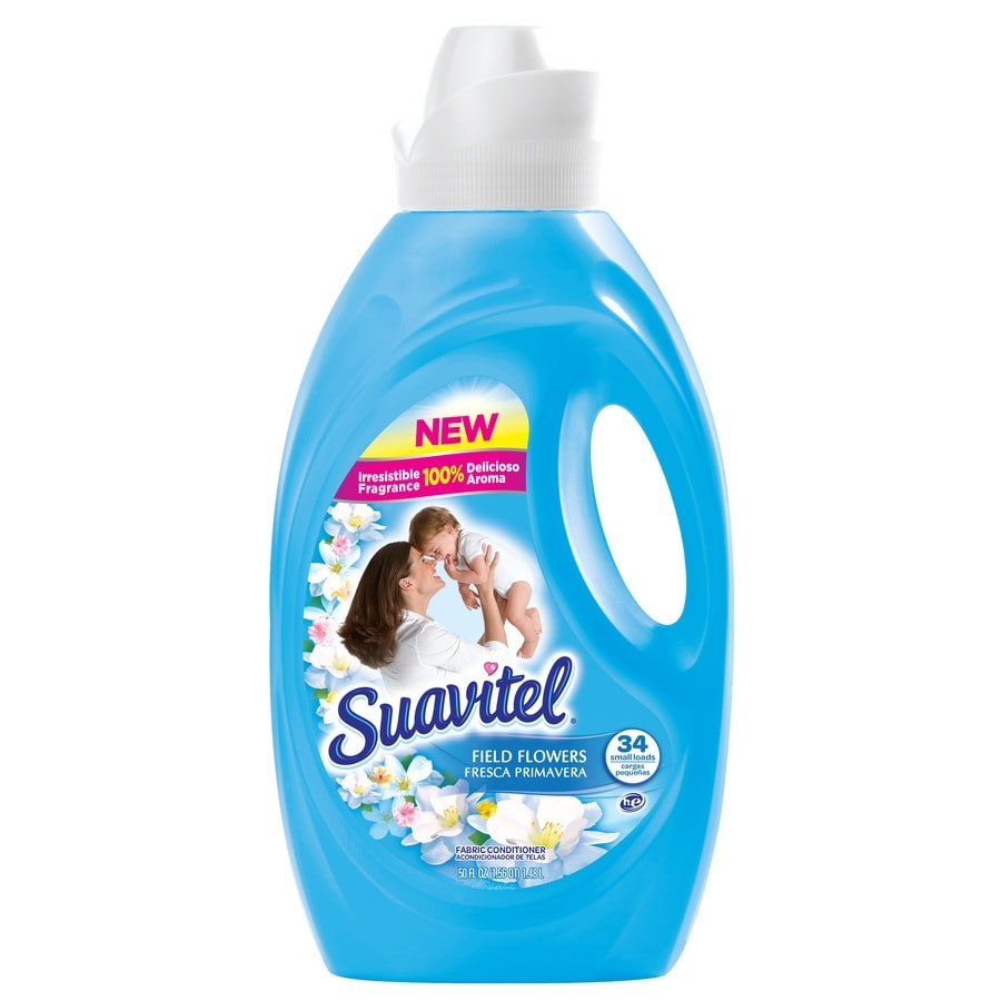 Shop Suavitel 50 Fl Oz Fabric Softener At Lowes Com