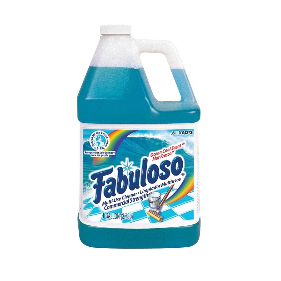 Shop Fabuloso Gallon Ocean Paradise All Purpose Cleaner at Lowes.com