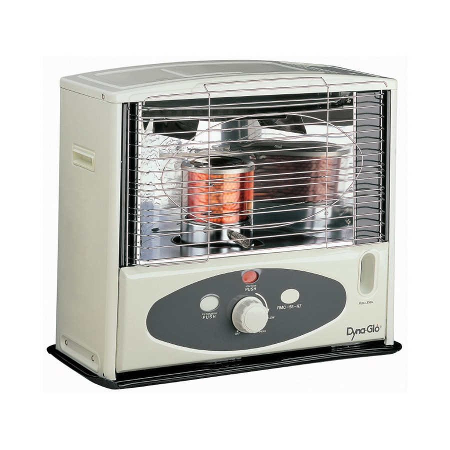 Shop Dyna Glo 10000 Btu Radiant Kerosene Heater At